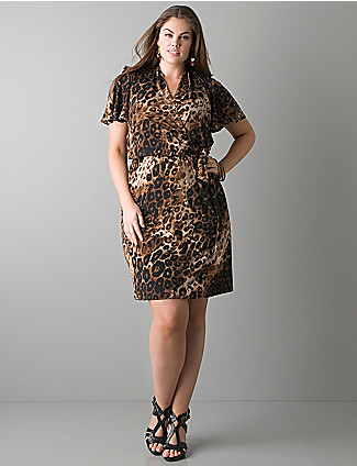 2011 Fall and Winter 2012 Plus Size Dress Trends