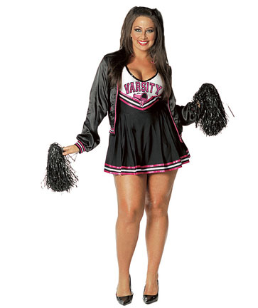 Betty Boop Plus Size Costume  sc 1 st  Real Women Have Curves Blog & 2012 Plus Size Halloween Costume Ideas For Women - Real Women Have ...