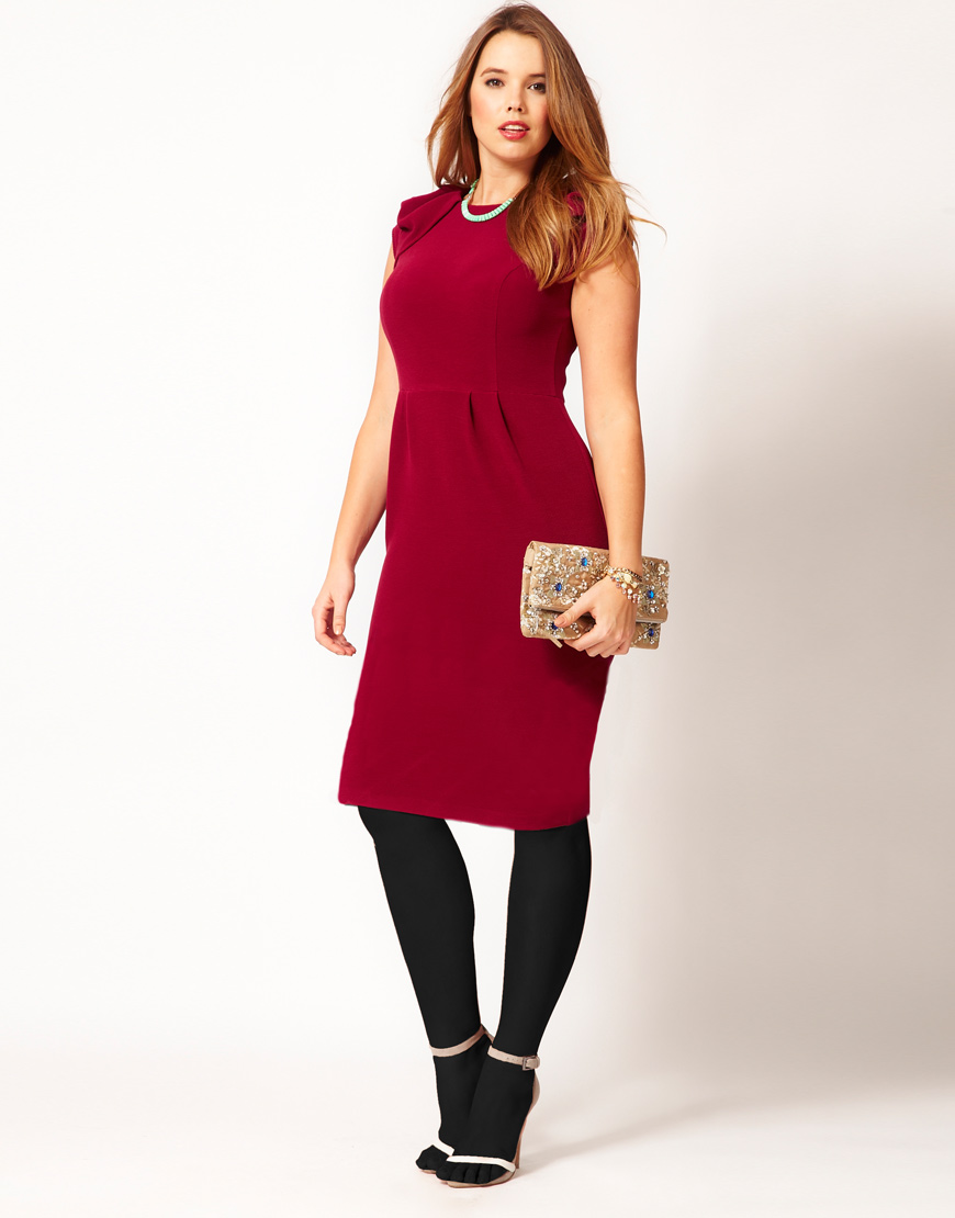Sexy holiday outfits for plus sizes