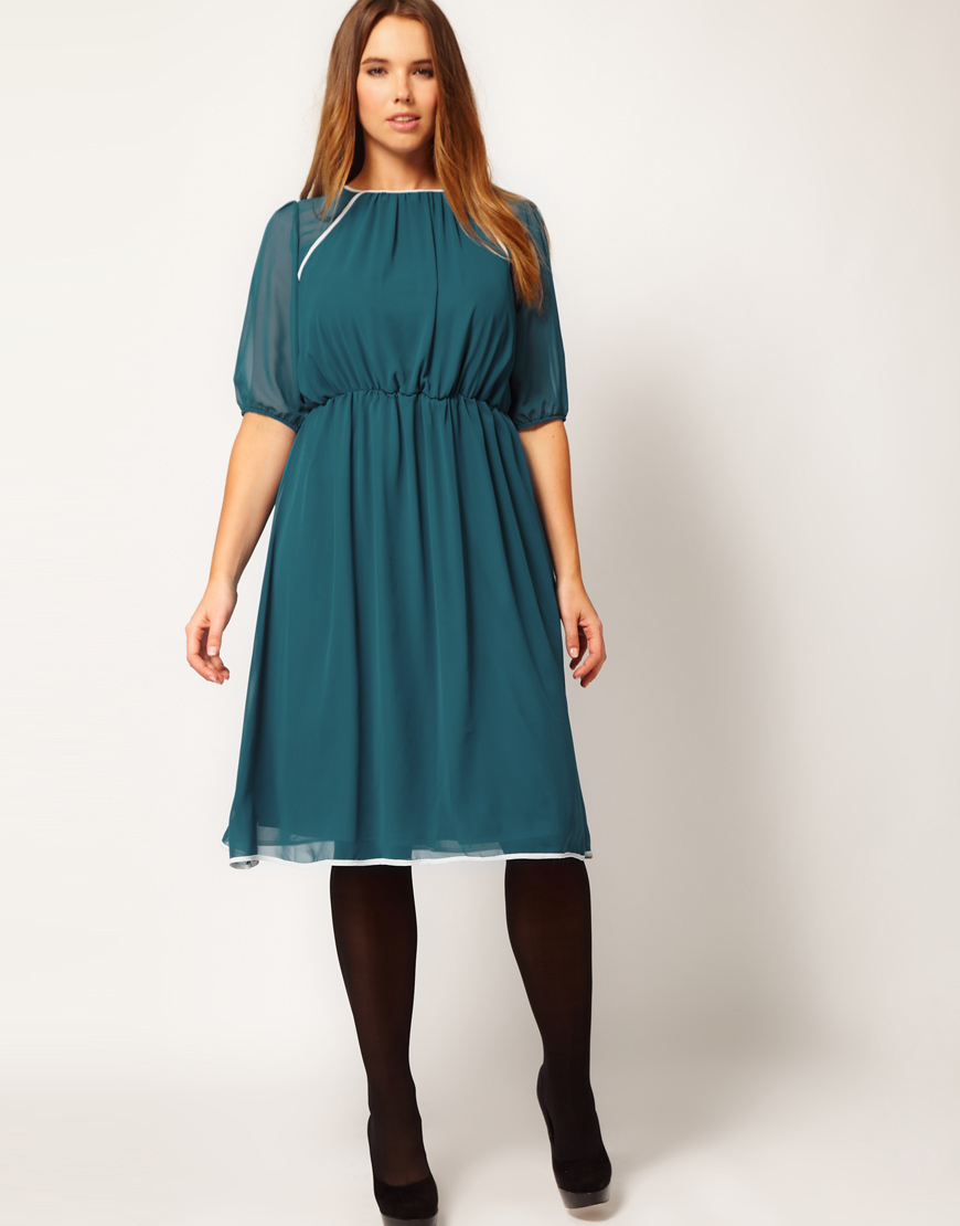 2012 Holiday Dresses for Plus Size Women – Plus Size ...