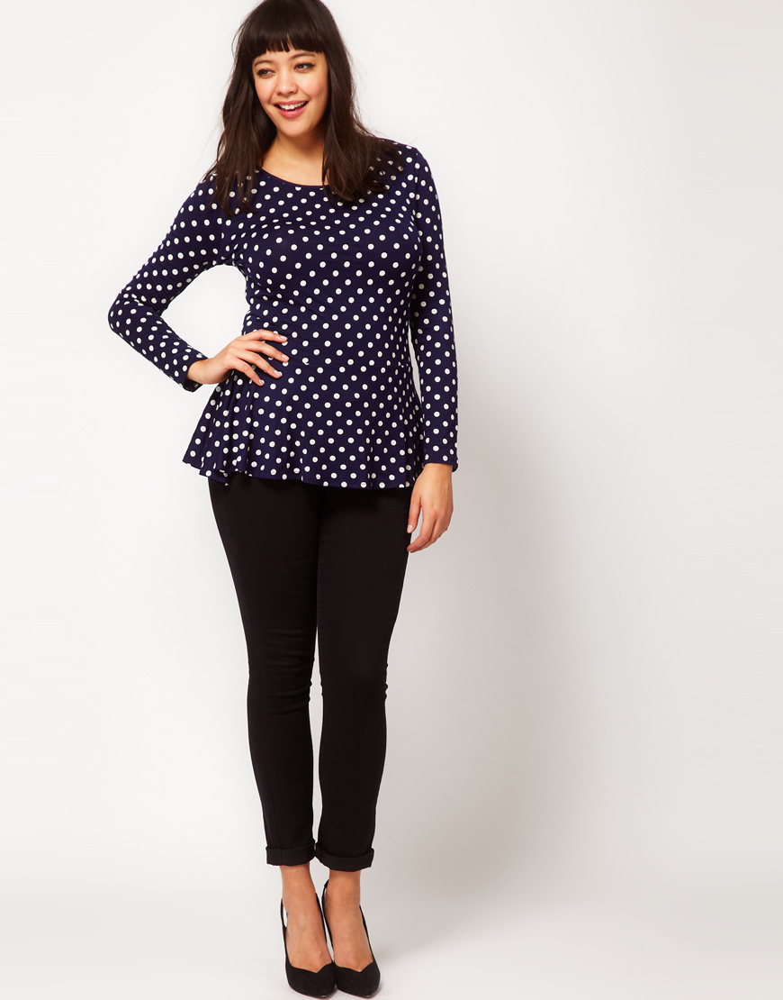 Plus sized clothing for women