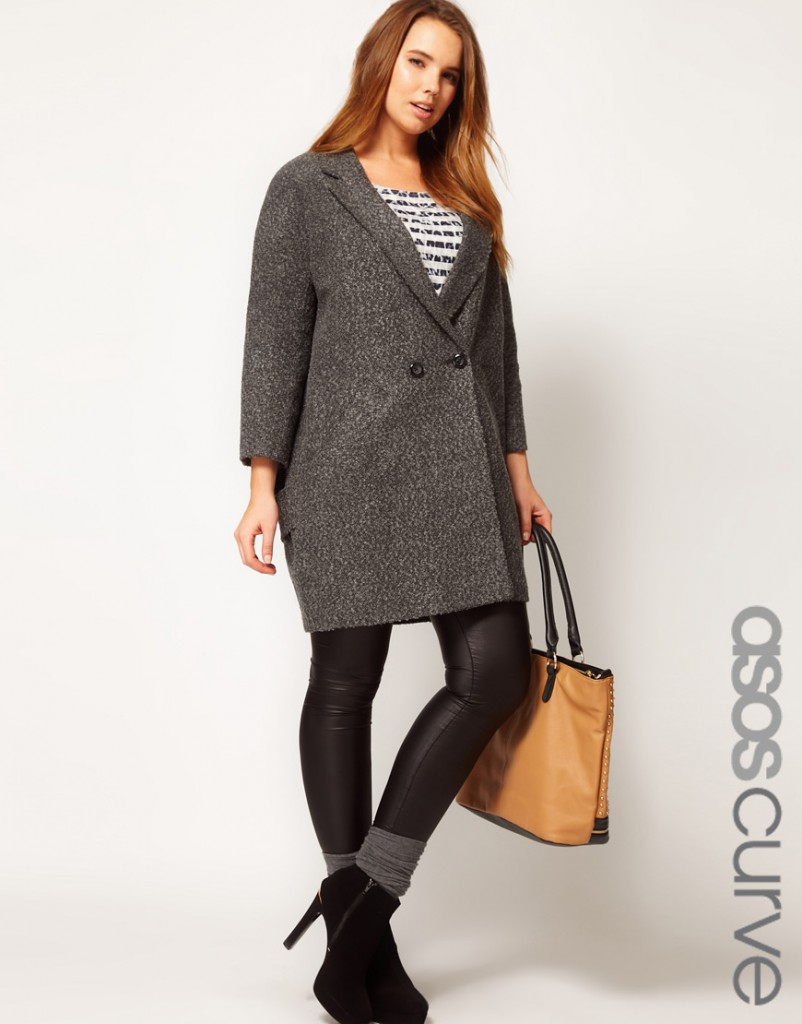 Winter 2012 – 2013 Plus Size Fashion Trends
