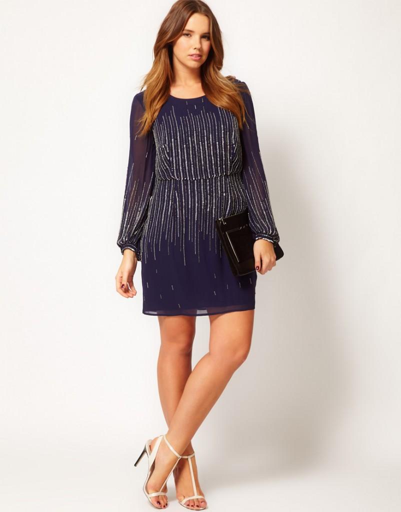 2013 Plus Size News Years Eve Dresses | Cattura Vanity Blog