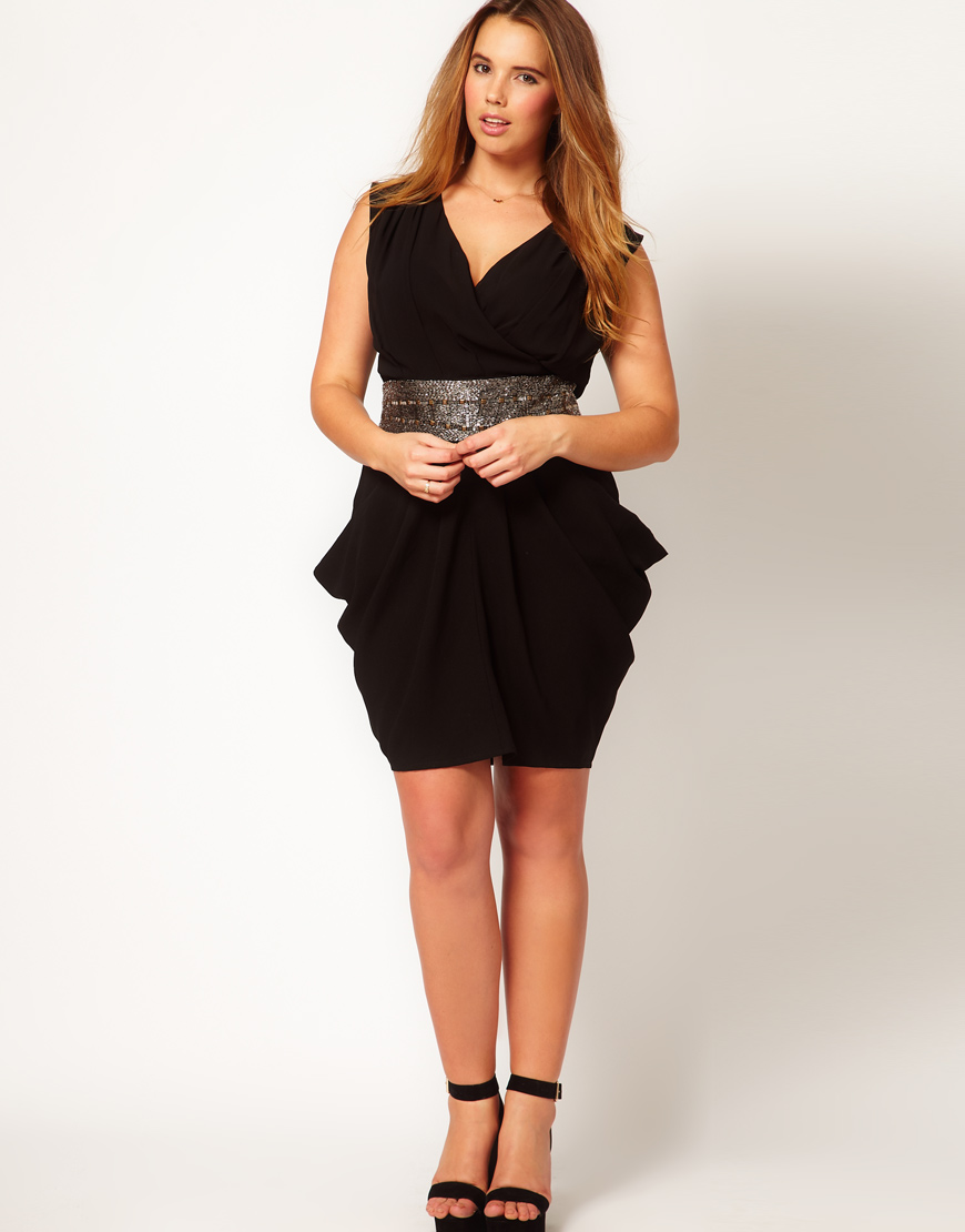 2013 Plus Size News Years Eve Dresses - Real Women Have Curves Blog