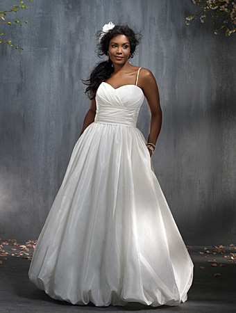 2014 Plus Size Wedding Dress Trends 2