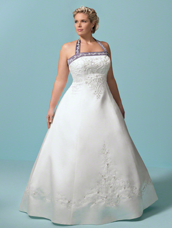 2014 Plus Size Wedding Dress Trends 8