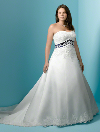 2014 Plus Size Wedding Dress Trends 9