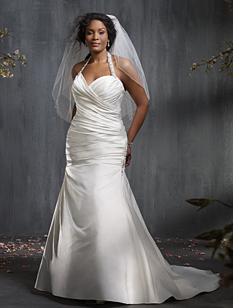2014 Plus Size Wedding Dress Trends
