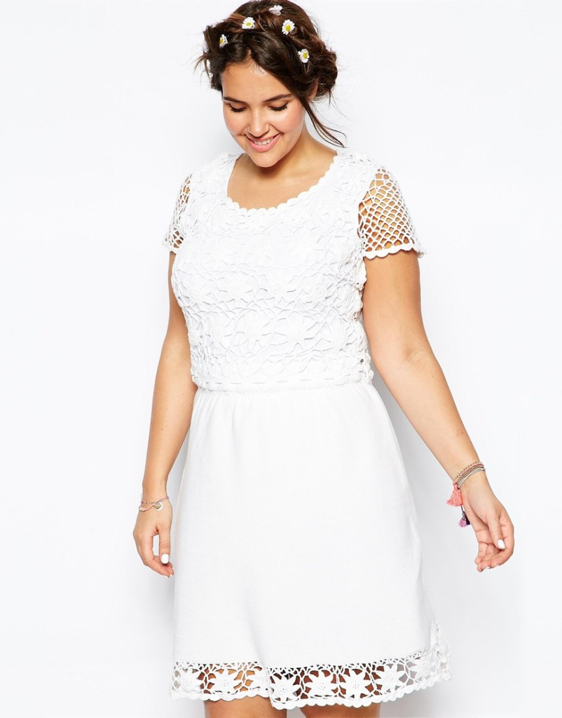 2014 Spring - Summer Plus Size Fashion - Why The Skater Skirt Should Be Your Best Friend  9