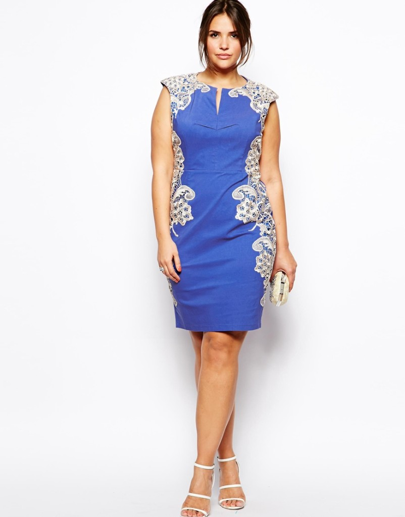 2014 Spring and Summer Plus Size Dresses 10