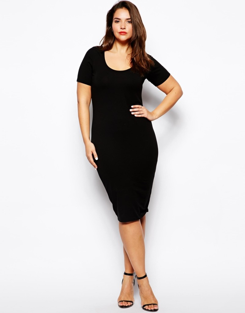 2014 Spring and Summer Plus Size Dresses 3