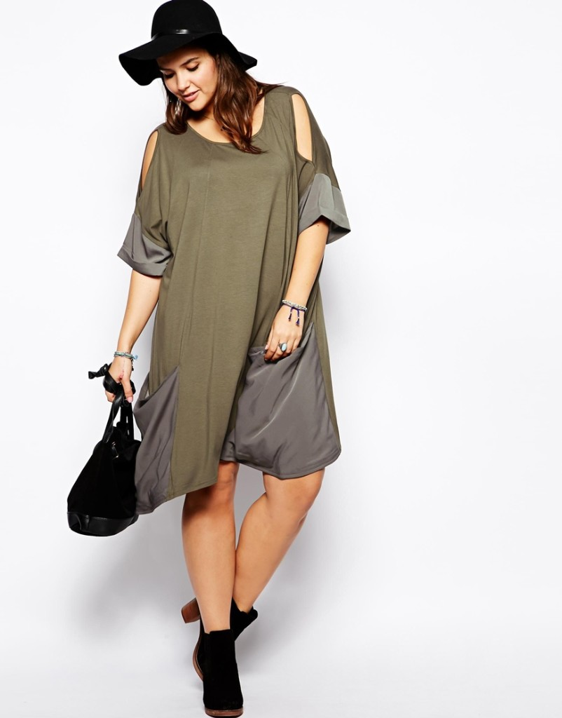 2014 Spring and Summer Plus Size Dresses 5