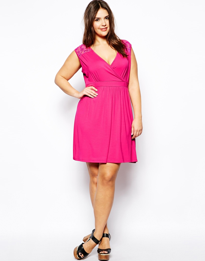 2014 Spring and Summer Plus Size Dresses