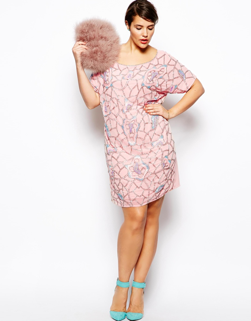 2014 Spring and Summer Plus Size Dresses 7