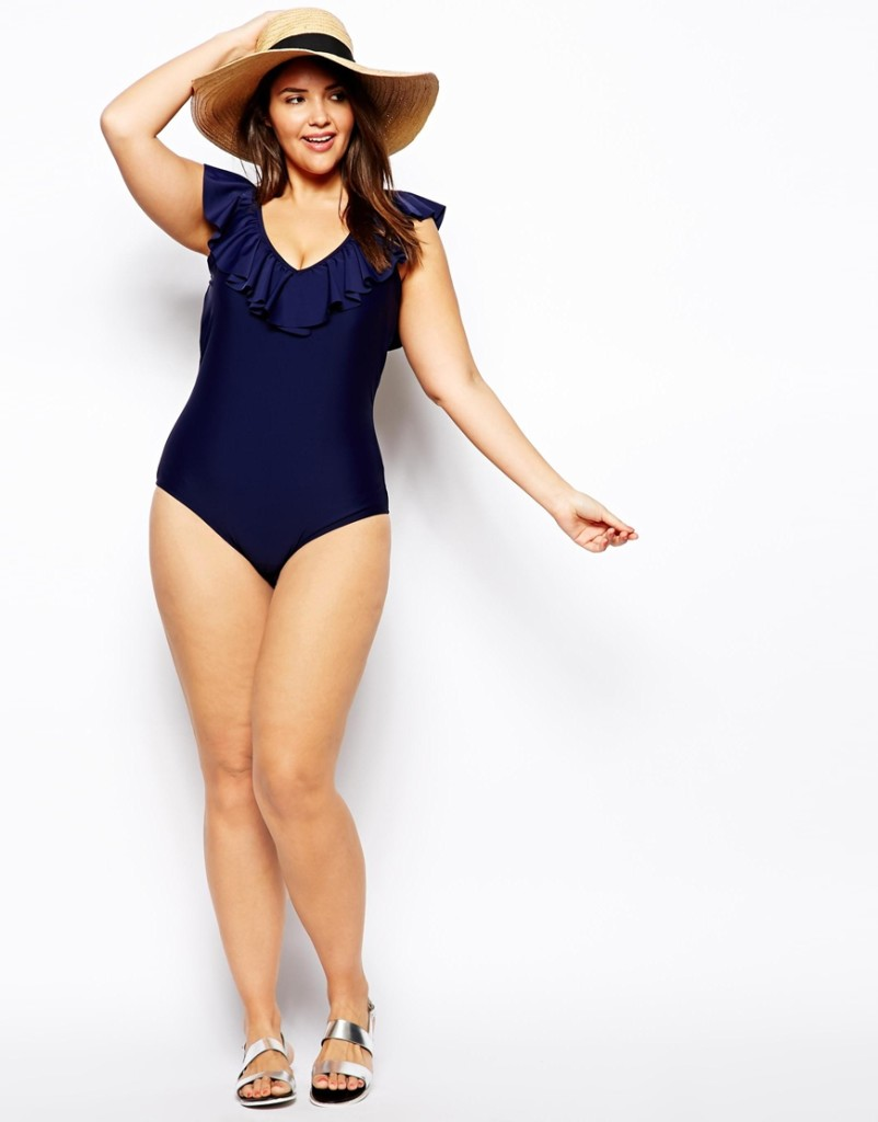 2014 Swimwear and Swimsuit Trends For Plus Size Women