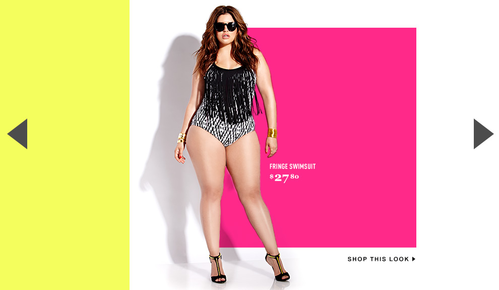 Forever 21+ 2014 Swim Collection 3