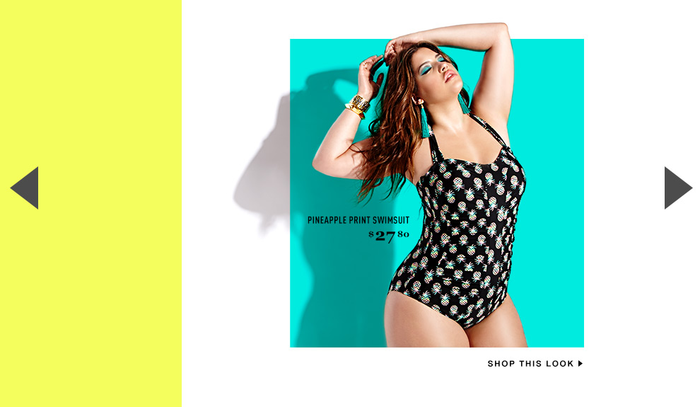 Forever 21+ 2014 Swim Collection 4