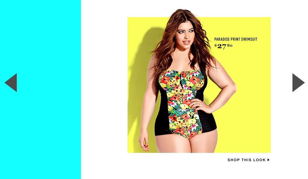 Forever 21+ 2014 Swim Collection 6