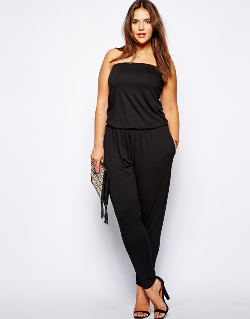 How To Style Jumpsuits For Curvy Girl - Plus Size Jumpsuits 6