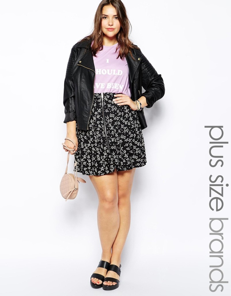2014 Fall & Winter 2015 Plus Size Fashion Trends 8