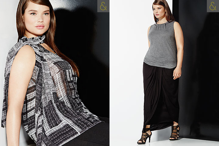 LANE BRYANT's New Clothing Collection 6TH & LANE or Fall 2014 10