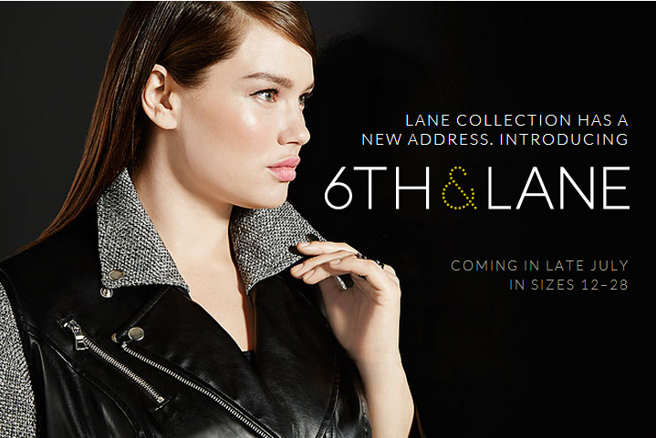 LANE BRYANT's New Clothing Collection 6TH & LANE or Fall 2014 2