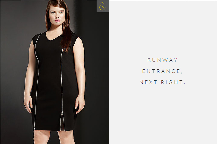 LANE BRYANT's New Clothing Collection 6TH & LANE or Fall 2014 5