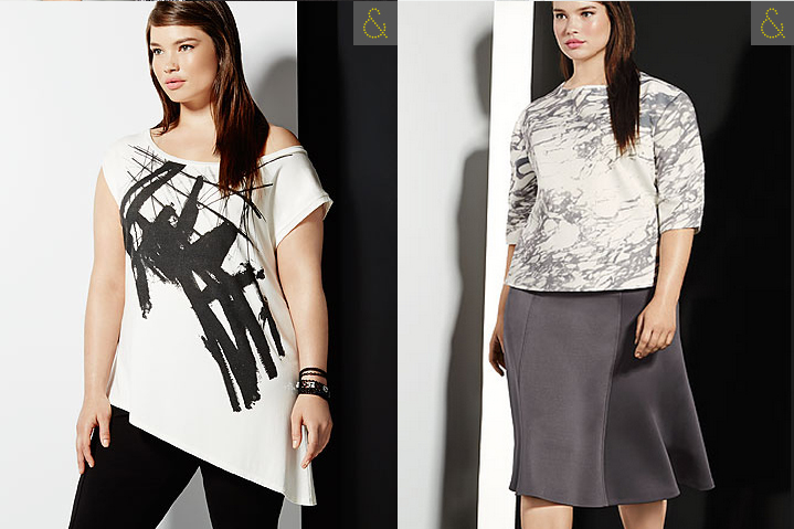 LANE BRYANT's New Clothing Collection 6TH & LANE or Fall 2014 9