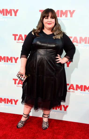 Melissa McCarthy's All Black 'Tammy' Premiere Outfit