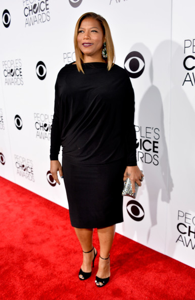 Queen Latifah's Chic Bob Haircut 3