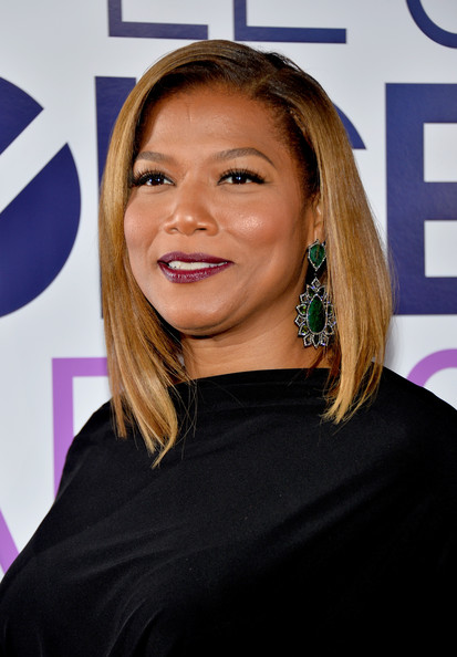 Queen Latifah's Chic Bob Haircut 4