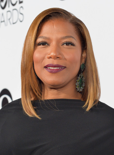 Queen Latifah's Chic Bob Haircut 5