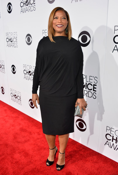 Queen Latifah's Chic Bob Haircut 6