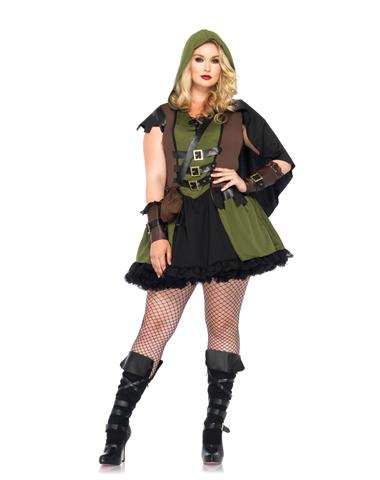 2014 Halloween Plus Size Costume Ideas For Women 2