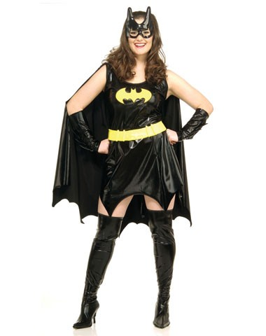 2014 Halloween Plus Size Costume Ideas For Women 3