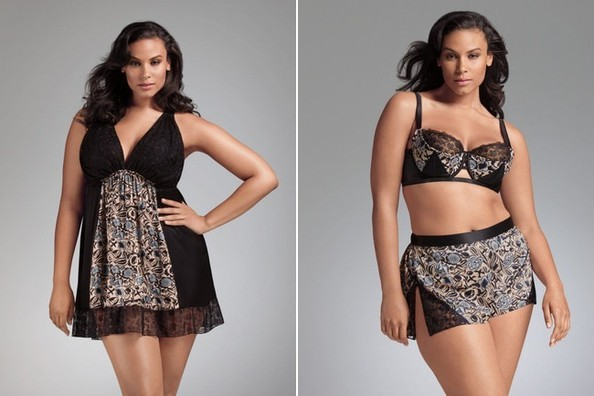 Sophie Theallet For Lane Bryant New Lingerie Line 3