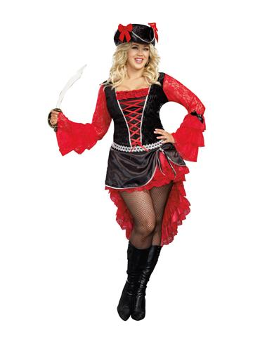 2014 sexy halloween costumes ideas for plus size women 4 - real