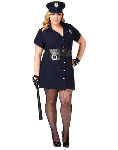 2014 Sexy Halloween Costumes Ideas For Plus Size Women 5