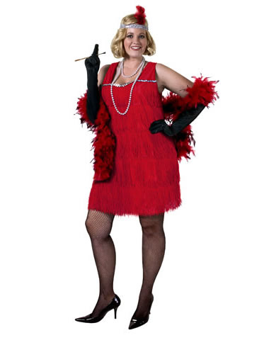 2014 Sexy Halloween Costumes Ideas For Plus Size Women 6