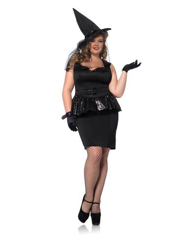 2014 Sexy Halloween Costumes Ideas For Plus Size Women 7