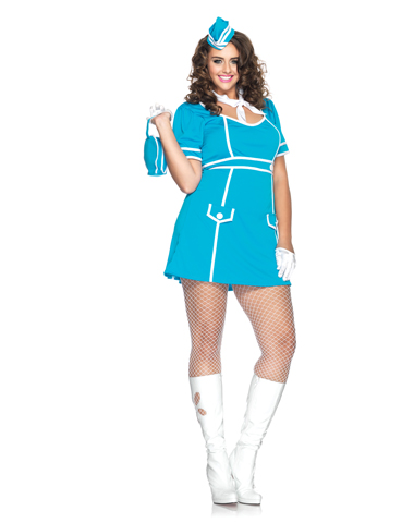 2014 Sexy Halloween Costumes Ideas For Plus Size Women 9