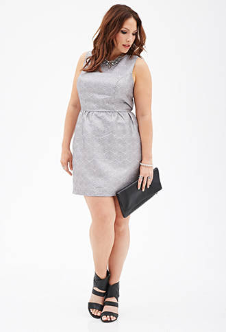 2014 Holiday Plus Size Dresses & Outfit Ideas 6