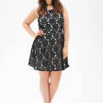 2014 Holiday Plus Size Dresses & Outfit Ideas 8