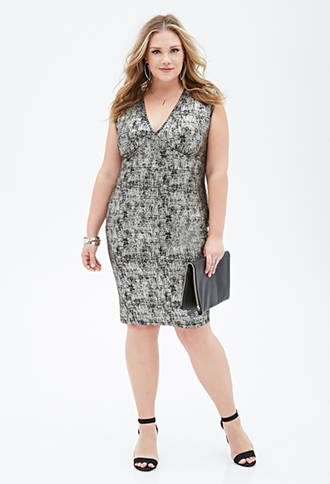 2014 Holiday Plus Size Dresses & Outfit Ideas